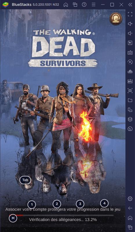 Le Guide du Débutant de BlueStacks pour The Walking Dead: Survivors