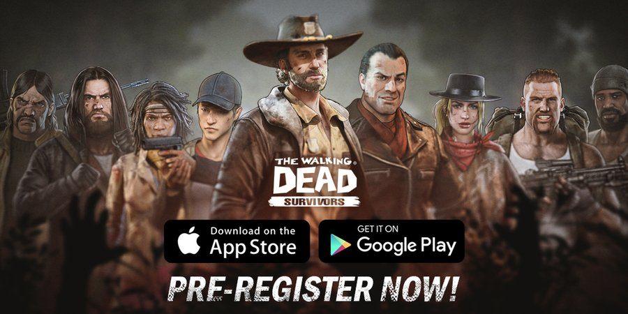 The Walking Dead: Survivors Erscheint Diesen Sommer auf Android und iOS; Voranmeldung Beginnt