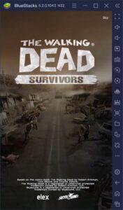 The Walking Dead: Survivors Başlangıç Rehberi