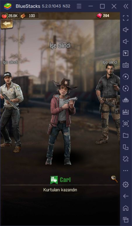 The Walking Dead: Survivors Savaş Gücü Artırma Rehberi