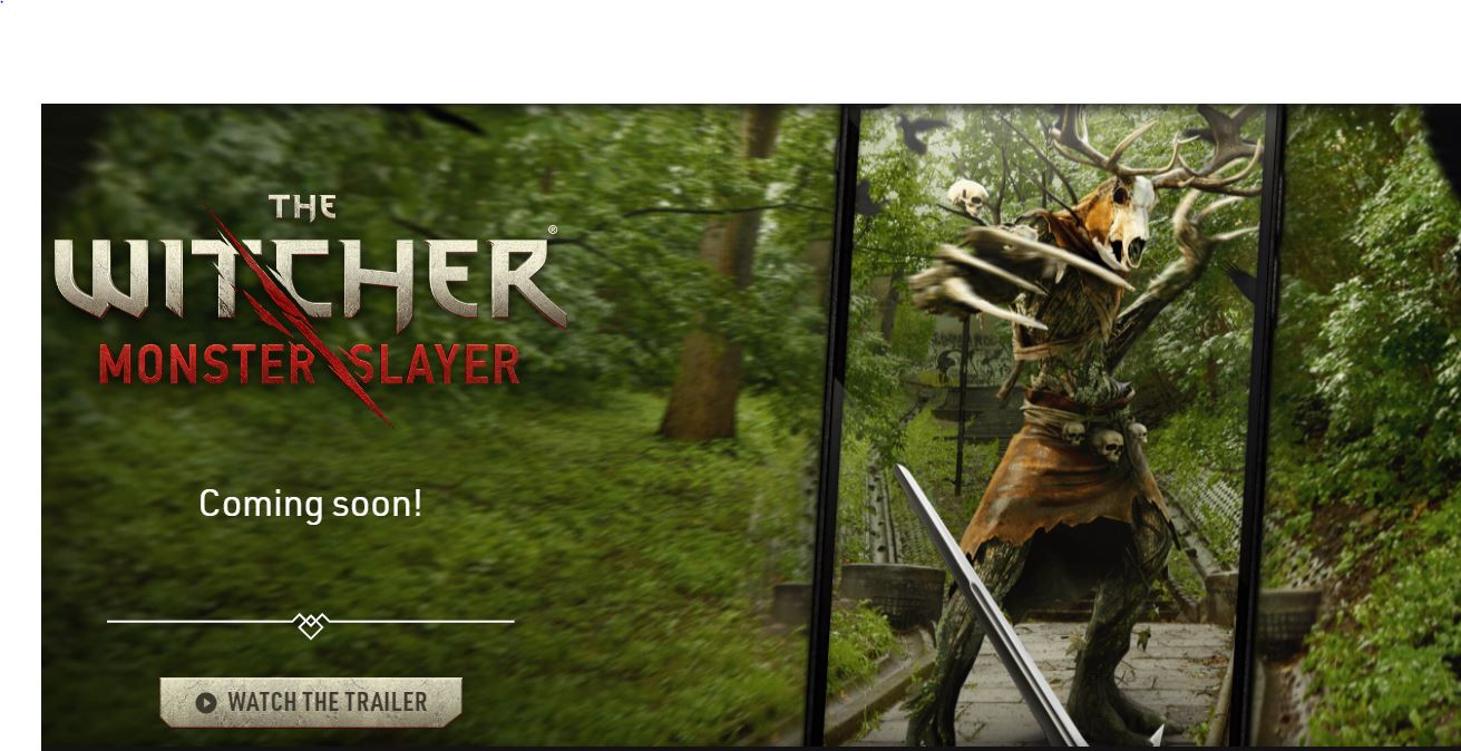 The Witcher: Monster Slayer is coming to mobile: What to expect from this AR RPG