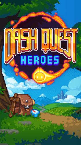 Играй Dash Quest Heroes На ПК 6