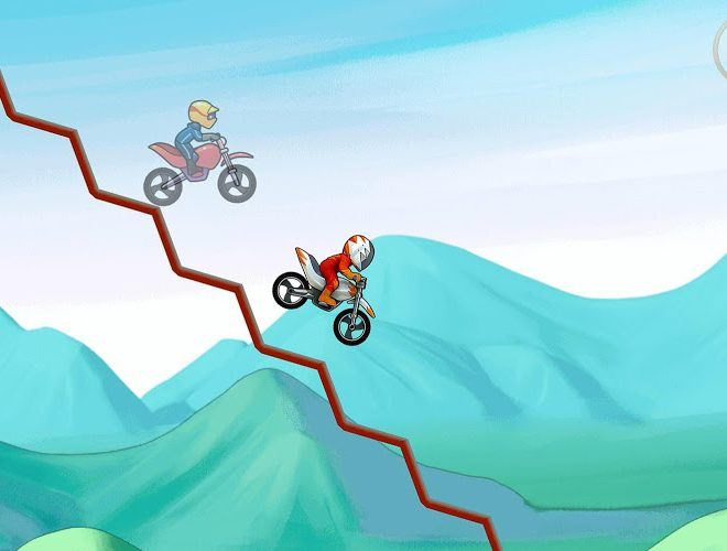 Juega Bike Race on PC 6