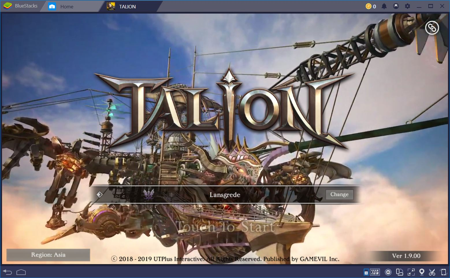 How to Install and Customize Talion with BlueStacks