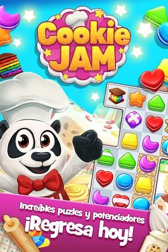 Juega Cookie Jam en PC 12