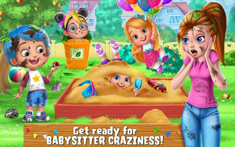 Download Babysitter Mania  Kids Game On Pc With Bluestacks