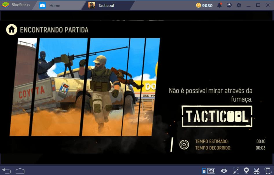 Dicas para Tacticool 5v5 Shooter