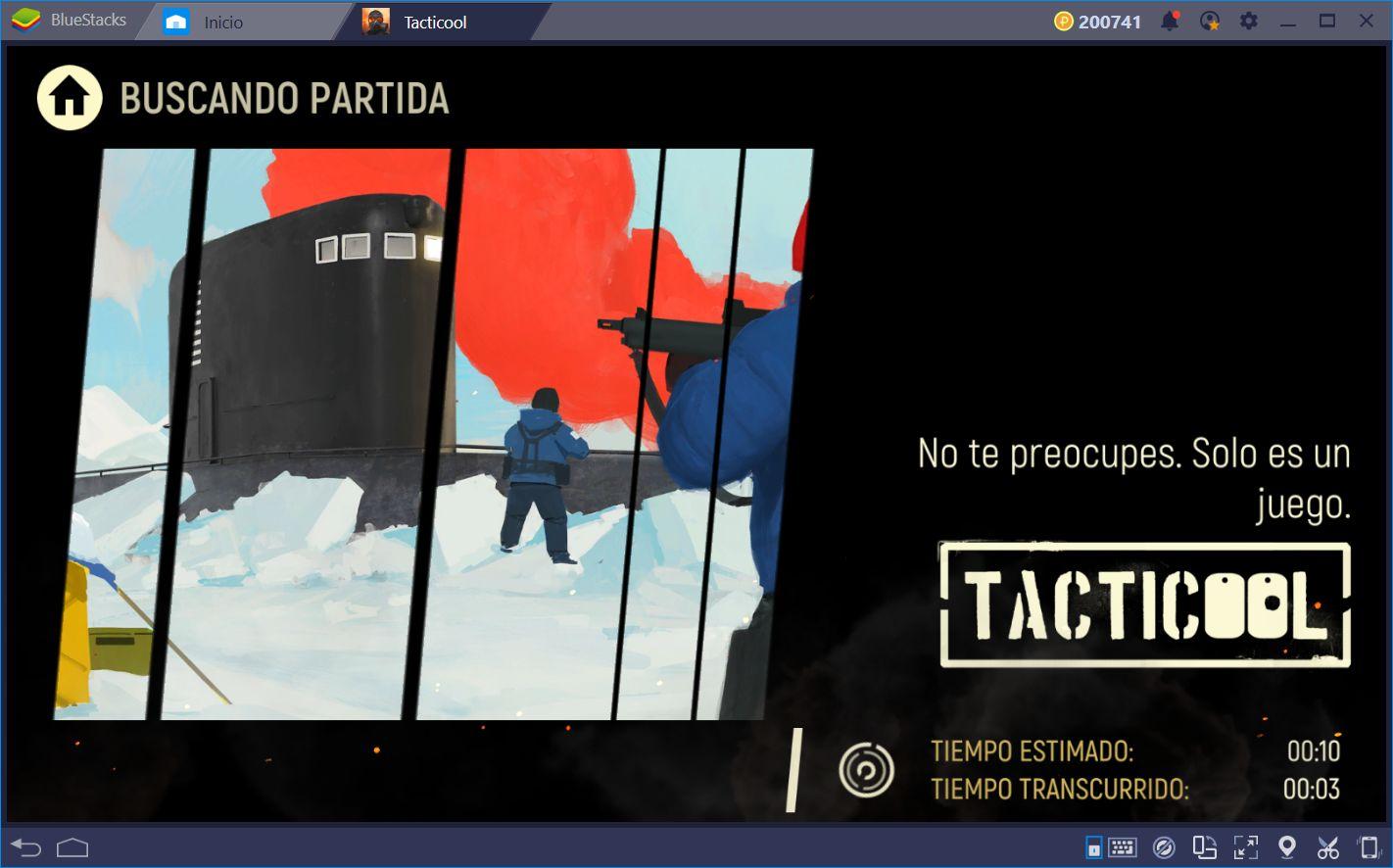 Tacticool: Destrucción y Combate Intenso con una Pizca de Comedia