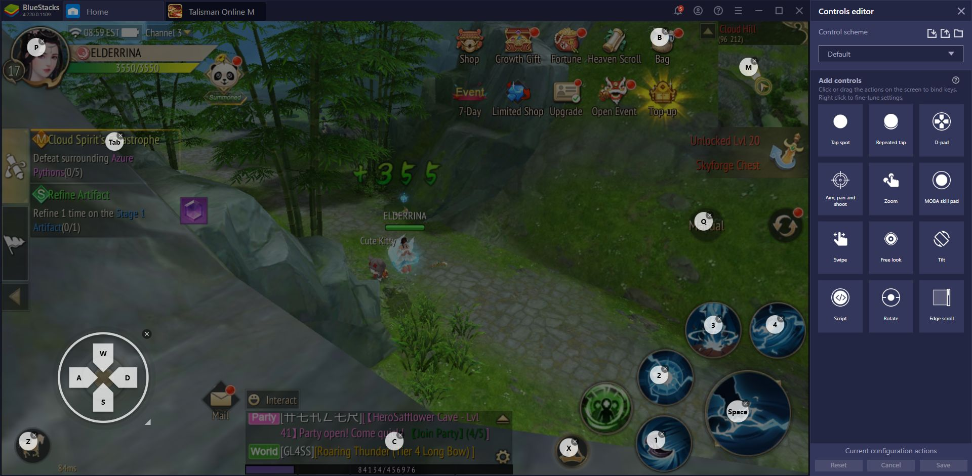 Talisman Online M on PC – How to Install and Play This New Mobile MMORPG on PC With BlueStacks