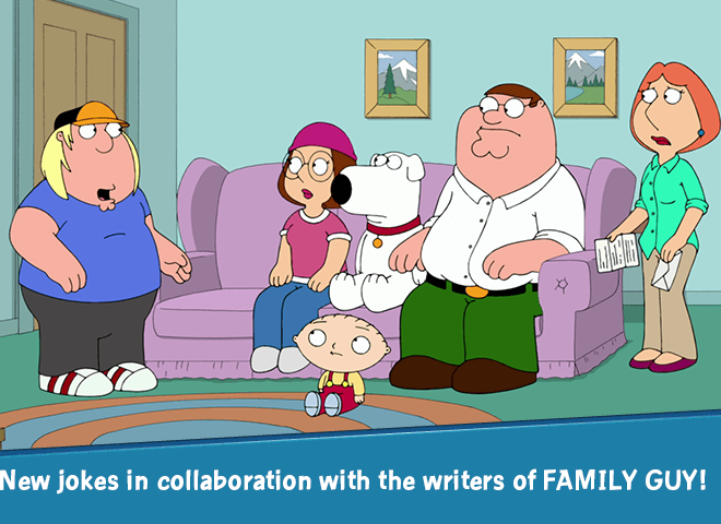 إلعب Family Guy: The Quest for Stuff on PC 2