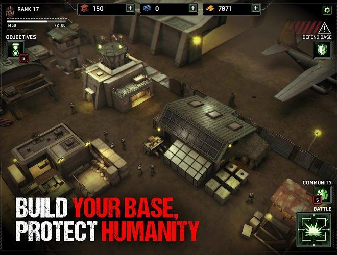 Play Zombie Gunship Survival on PC 11