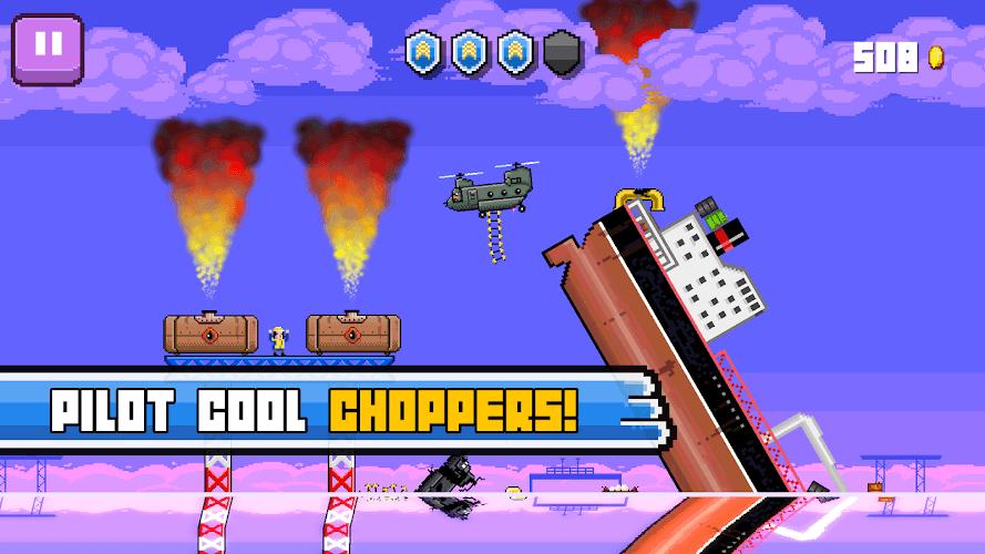 Играй Choppa На ПК 5