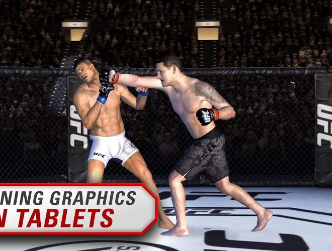 Play EA Sports UFC on PC 8