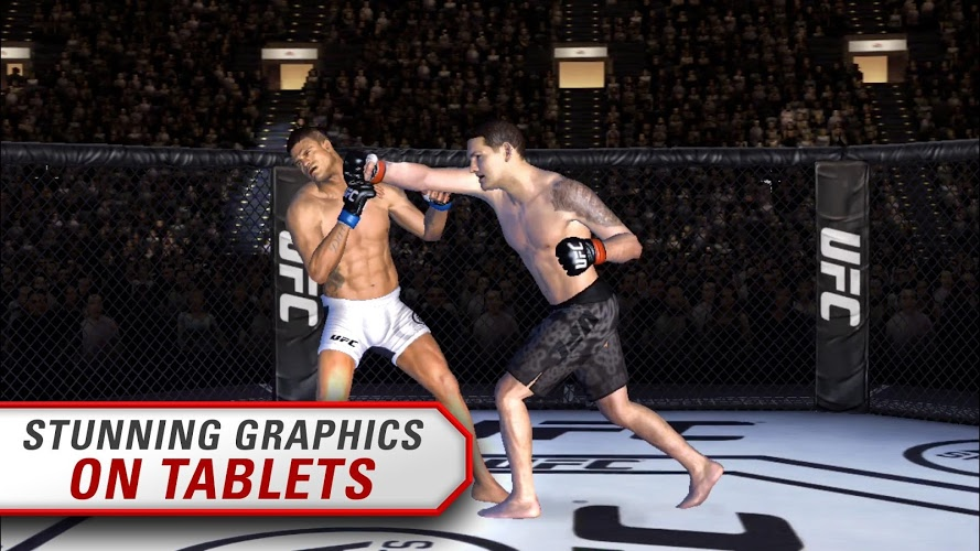 is there ufc game for pc