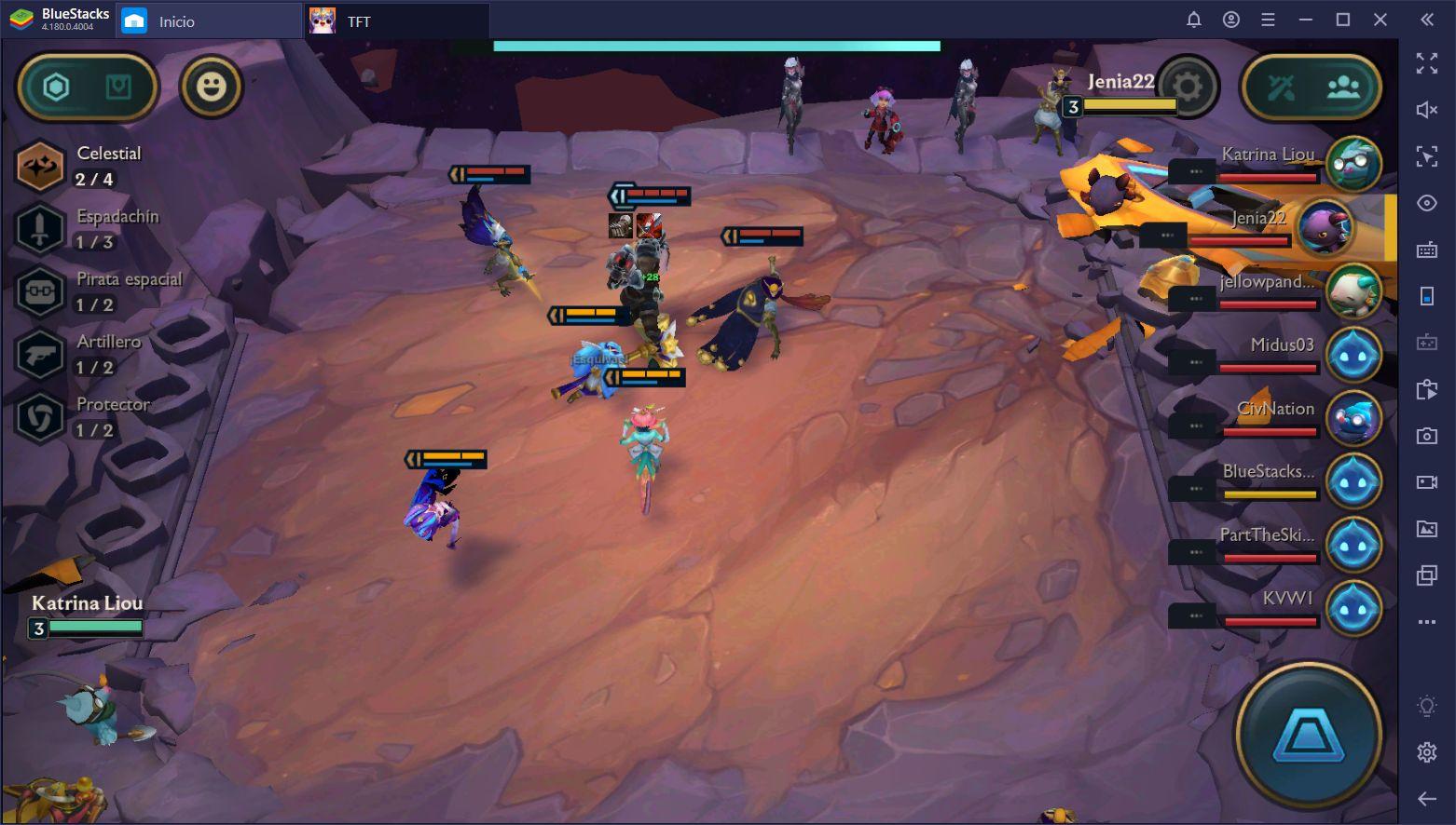 Cómo Comenzar en Teamfight Tactics con BlueStacks