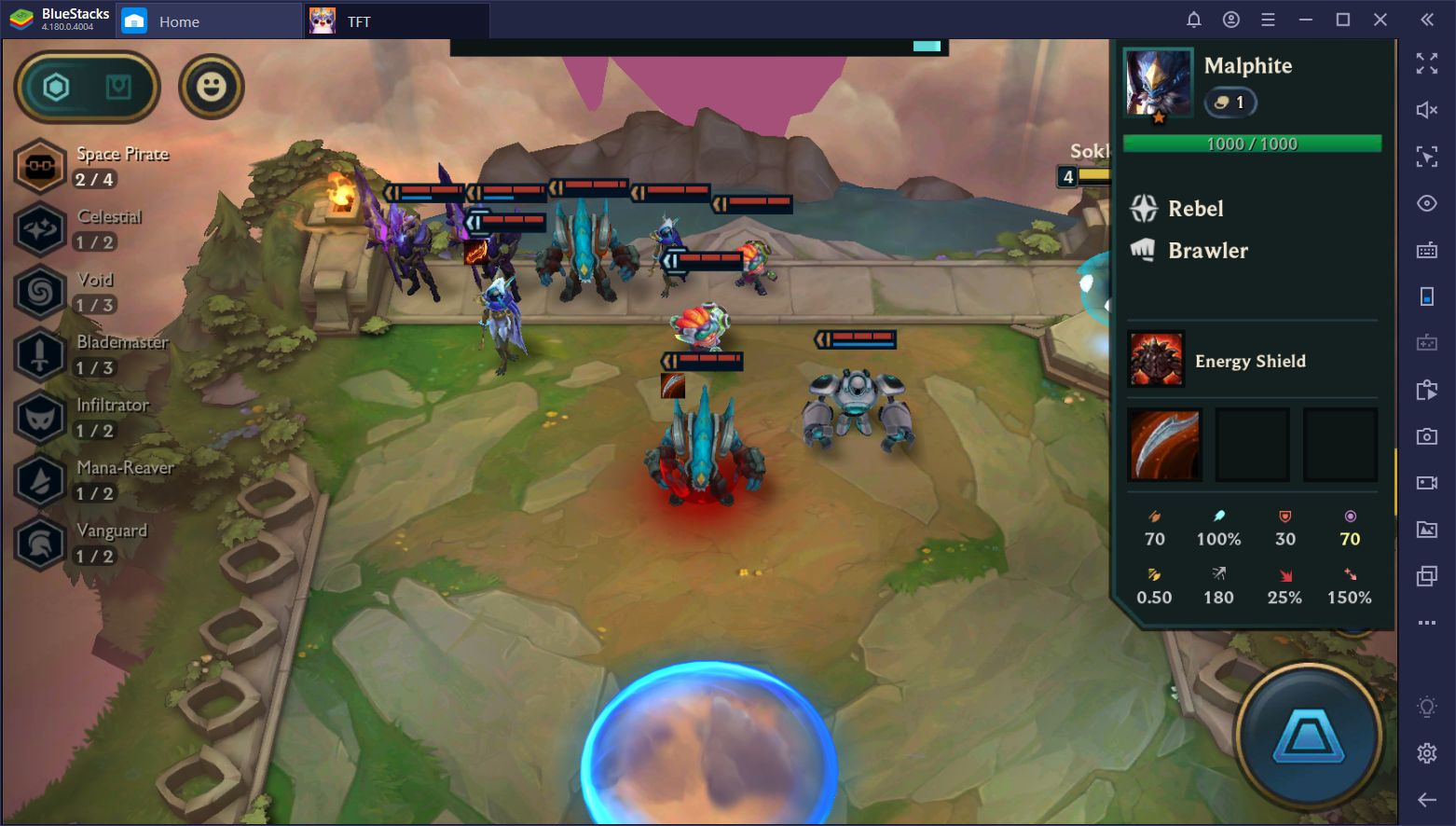 Teamfight Tactics on PC - Best Team Compositions for Patch 10.7