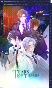 Tears of Themis on PC – How to Use BlueStacks to Enhance Your Gameplay in This Detective Visual Novel