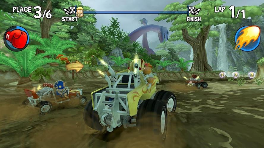 Играй Beach Buggy Racing На ПК 4