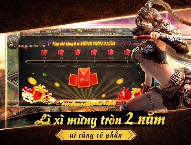 Chơi Hồng Nhan Tam Quốc on PC 15