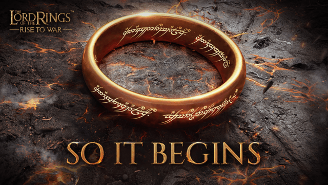 Lord of the Rings: Rise to War Vorregistrierung & Release Datum bekannt