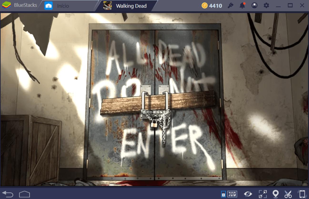 Dicas para Walking Dead: Sobrevivência