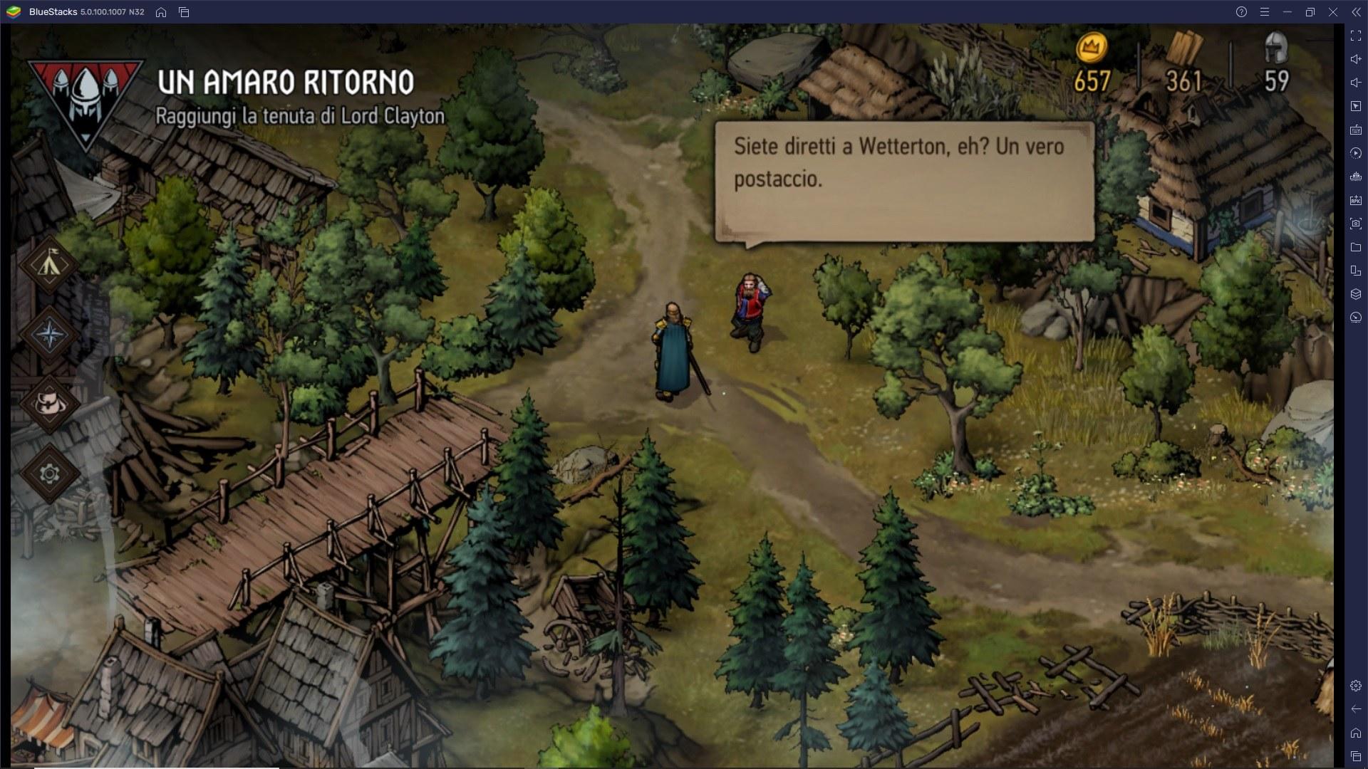 Le Basi di The Witcher Tales: Thronebreaker