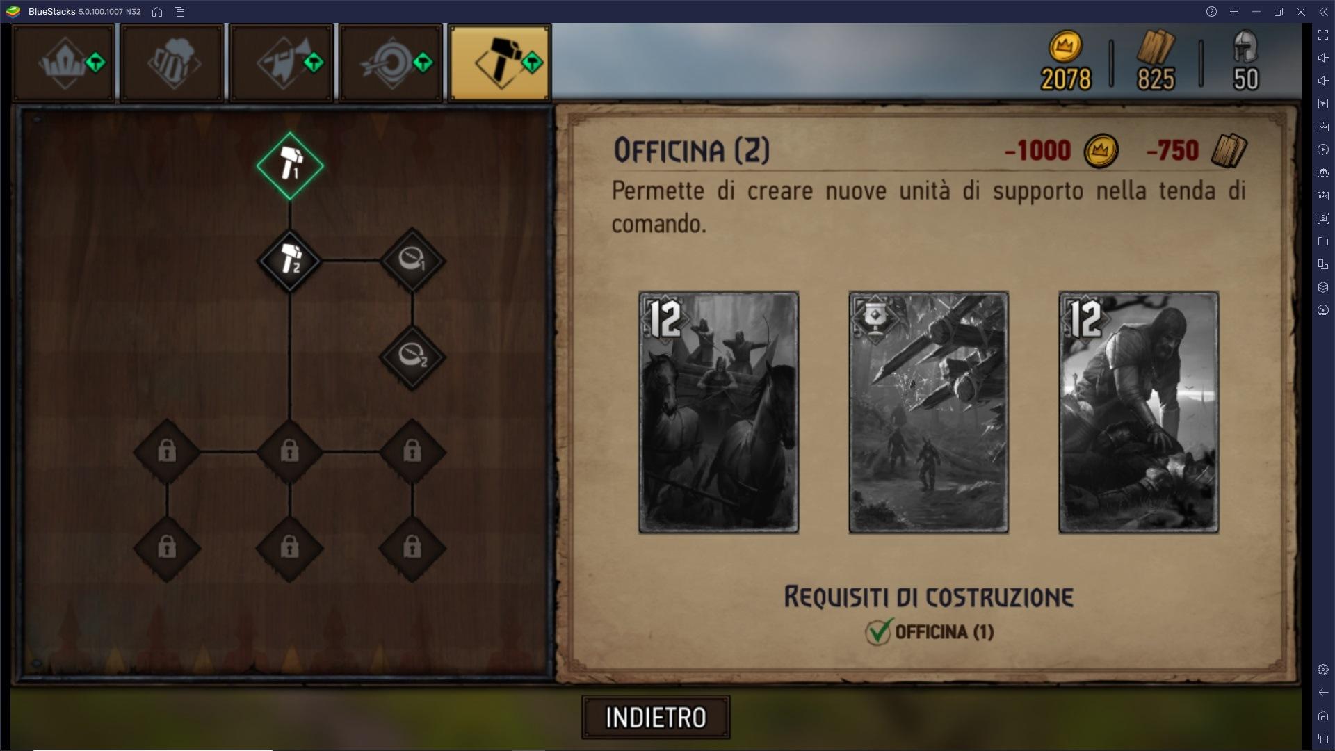Scopri le Carte di The Witcher Tales: Thronebreaker e affronta la prima sezione gratuita del gioco