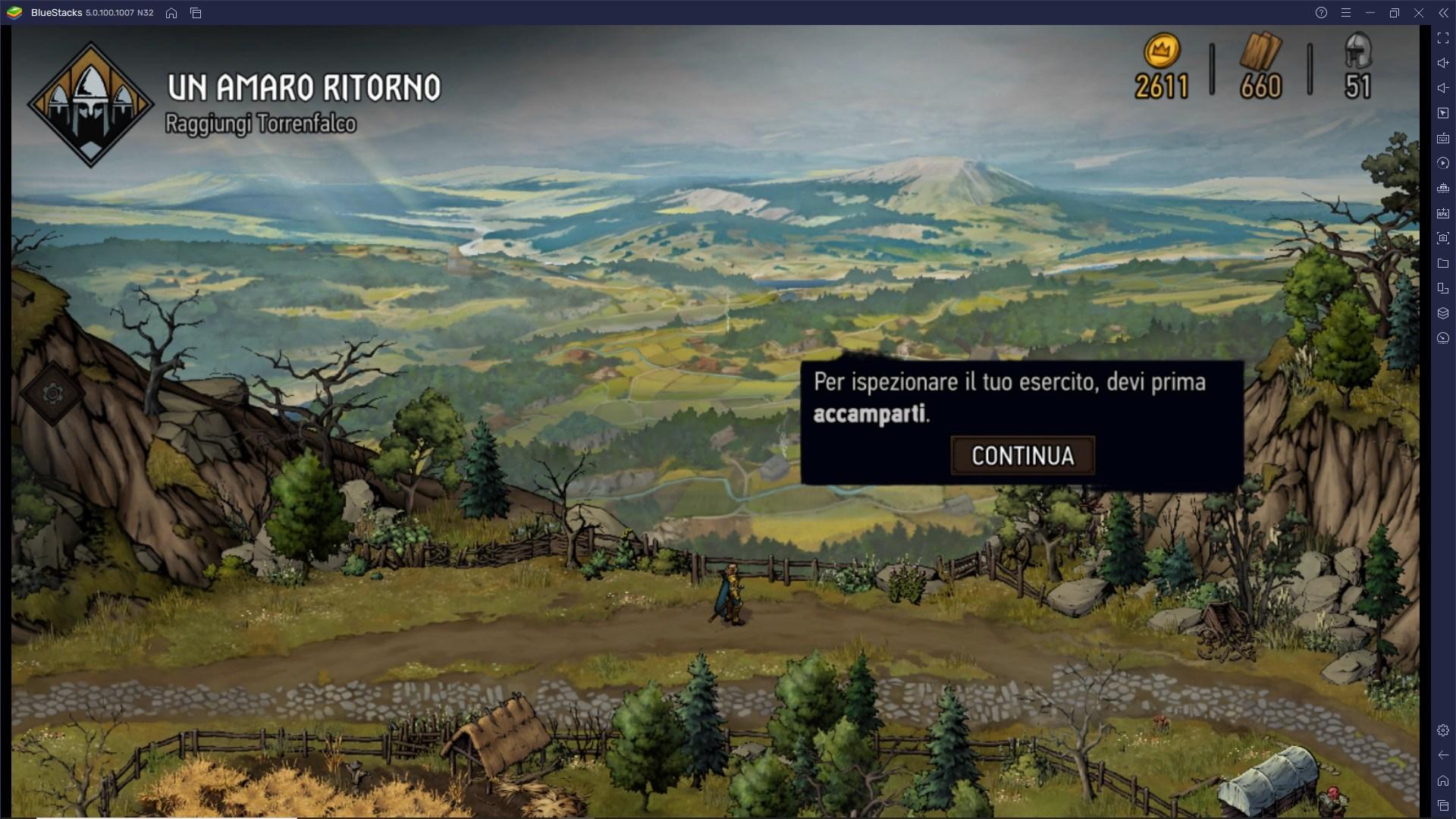 The Witcher Tales: Thronebreaker è disponibile per Android! – Provalo subito su PC con BlueStacks