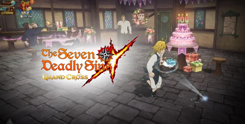 قائمة ال Seven Deadly Sins: Grand Cross