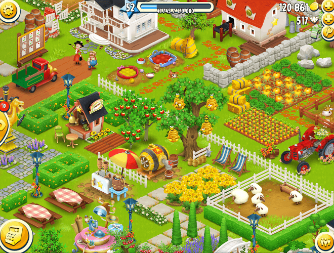 Jogue Hay Day para PC 14