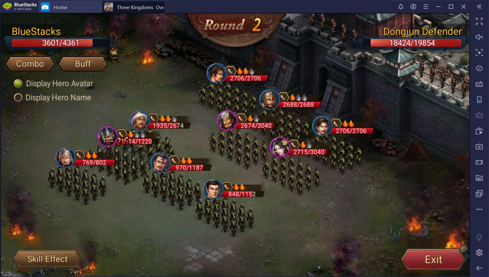 Three Kingdoms: Overlord – Tips and Tricks for Playing on BlueStacks