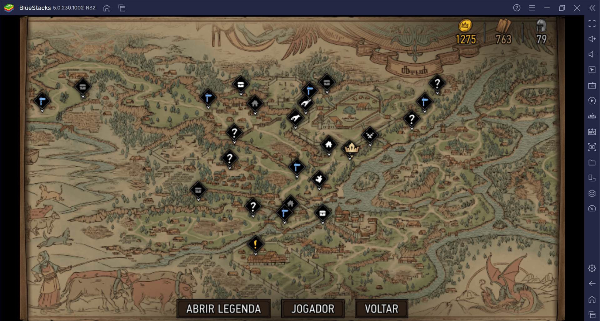 Entenda o sistema de combate de The Witcher Tales: Thronebreaker e crie decks poderosos