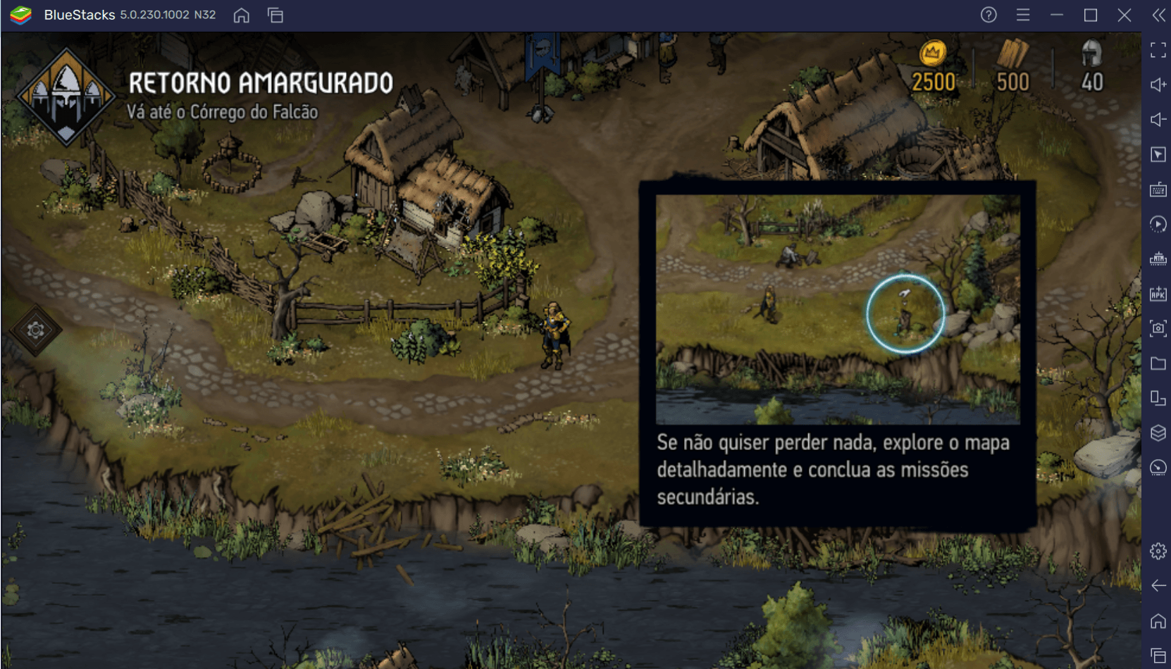 The Witcher Tales: Thronebreaker Mobile – Guia para iniciantes
