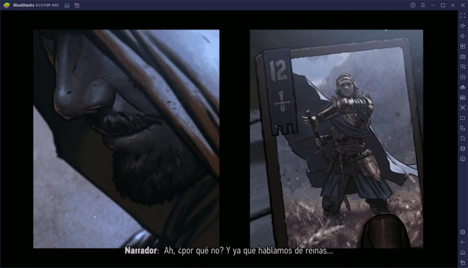 Cómo Jugar The Witcher Tales: Thronebreaker en PC Gratis
