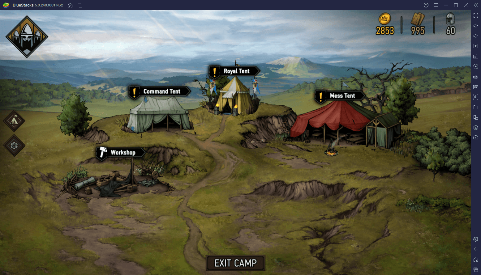 BlueStacks' Tips and Tricks for The Witcher Tales: Thronebreaker