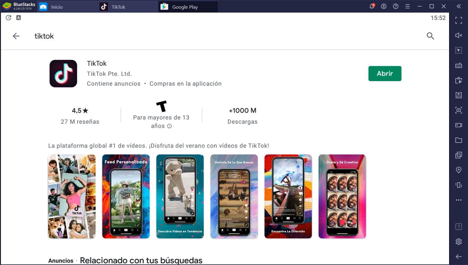TikTok Para PC – Cómo Instalar la Red Social de Videos Cortos Más Popular en tu Computador