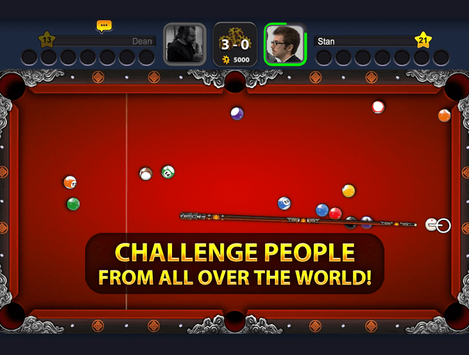 Spustit 8 Ball Pool on PC 8