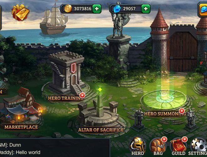 Играй Dungeon Rush На ПК 8