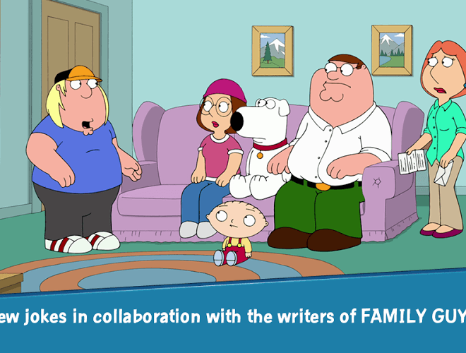 إلعب Family Guy: The Quest for Stuff on PC 14