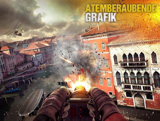 Spiele Modern Combat 5: Blackout für PC 6