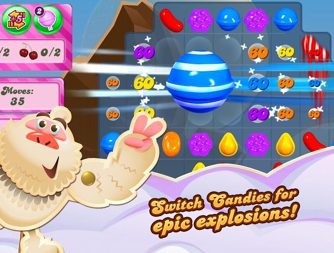 Main Candy Crush on PC 16
