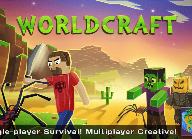 Play WorldCraft on PC 3