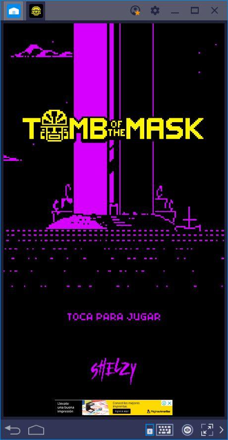 Tomb of the Mask—Pasa el Tiempo Desarrollando Velocidad y Coordinación