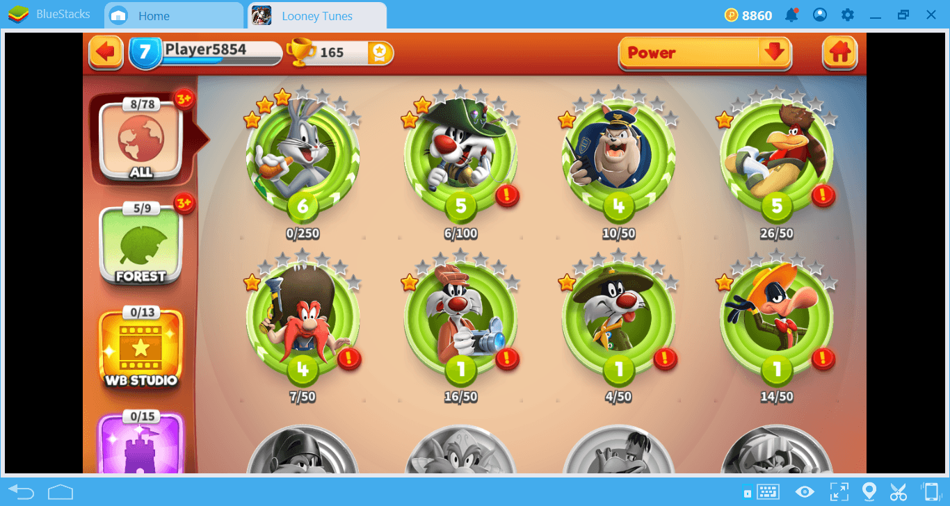 Best Toons To Collect In Looney Tunes: World of Mayhem