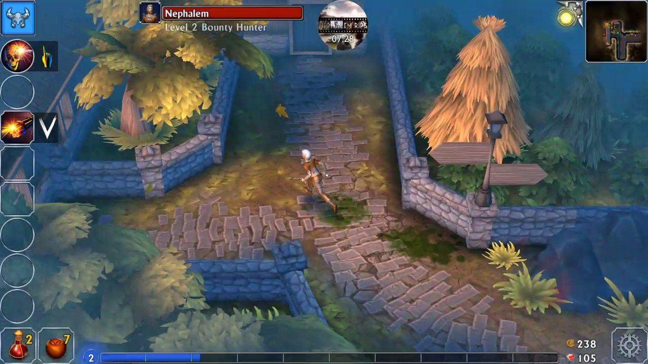 Top 10 RPG-Spiele für Android 2021 (Teil 2)