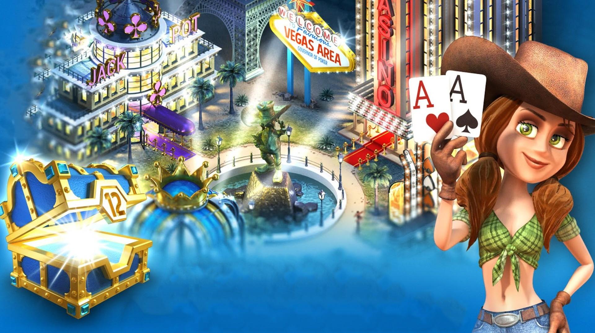 Unduh & Mainkan Luxy Poker-Online Texas Holdem di PC & Mac (Emulator)
