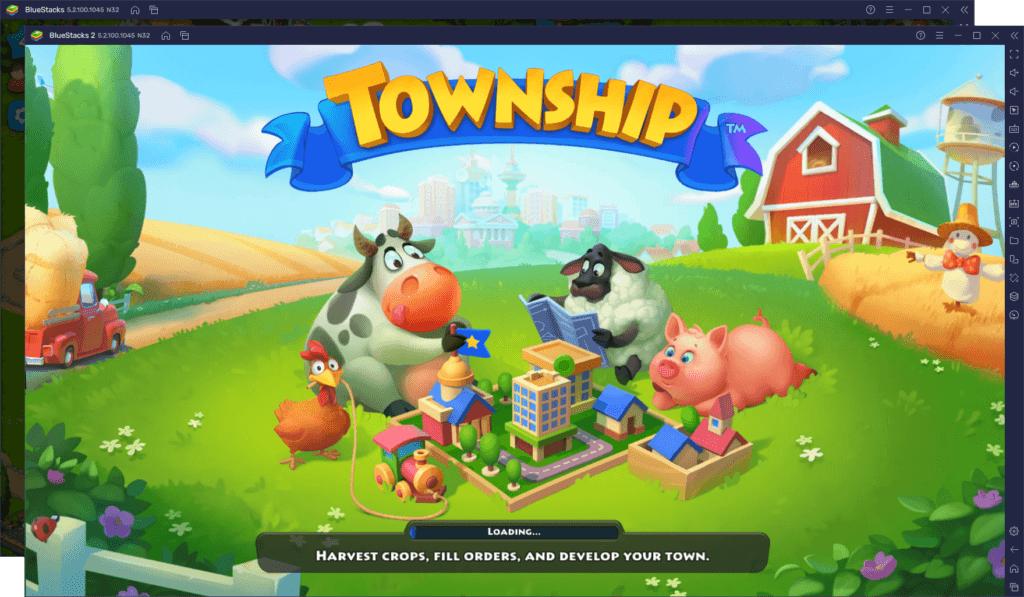 Township auf dem PC – Mit den Tools von BlueStacks entwickelst du deine Stadt in Rekordzeit