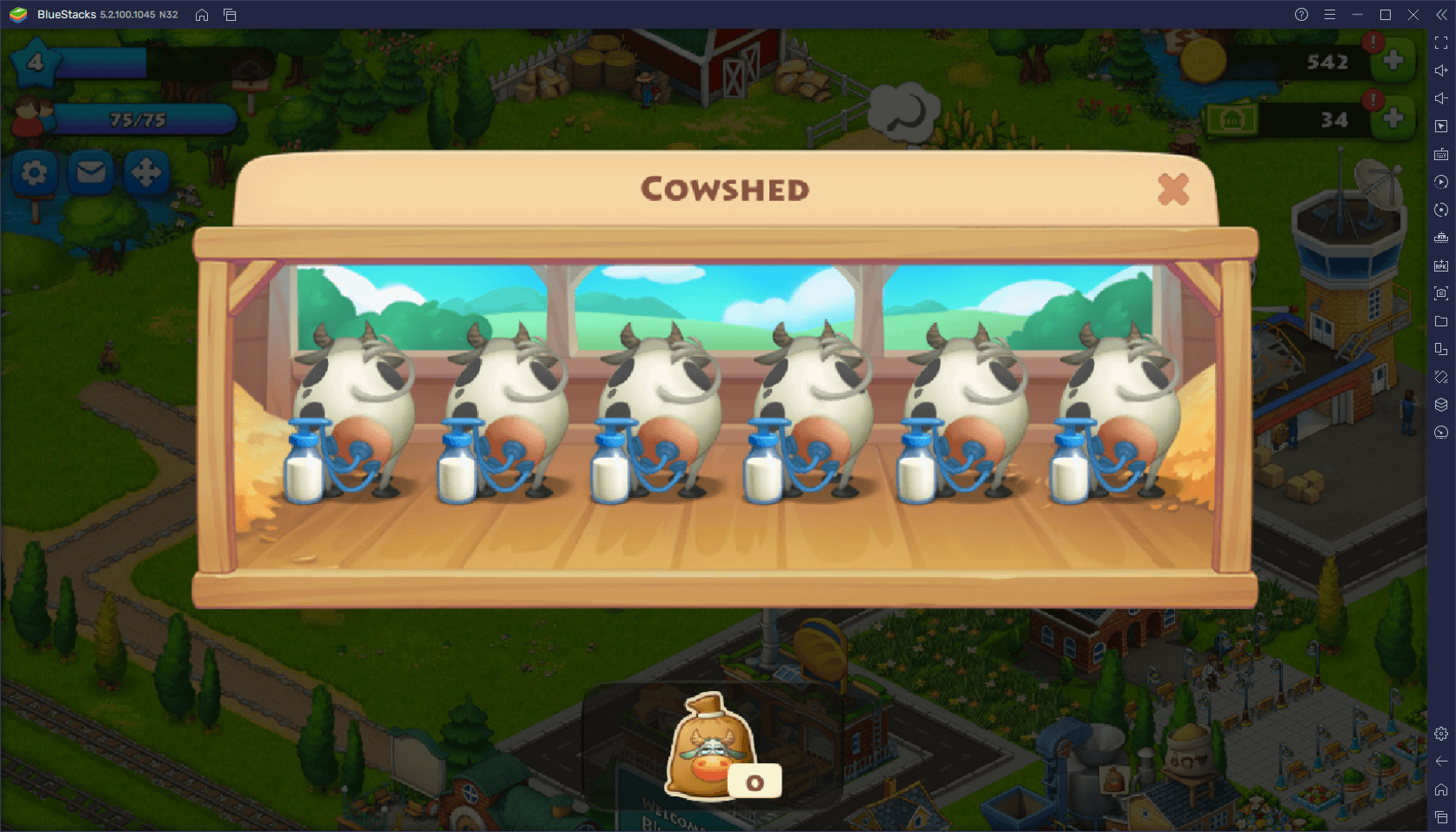 Township on PC – Using BlueStacks' Tools to Develop Your Town in Record Time