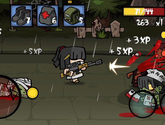 Играй Zombie Age 2 На ПК 16