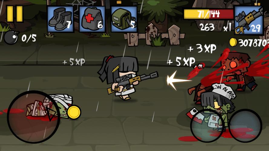 Скачать zombie age 2 на пк